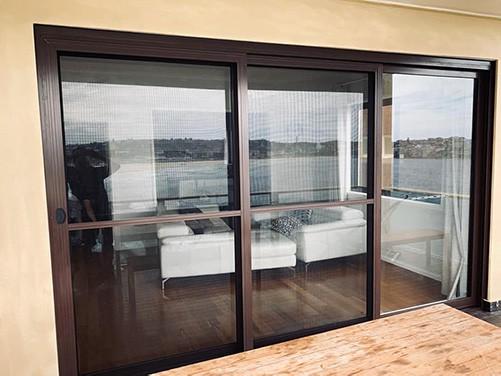 optimum window door glass replacement installation (10)
