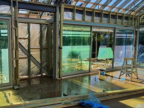 optimum window door glass replacement installation (7)