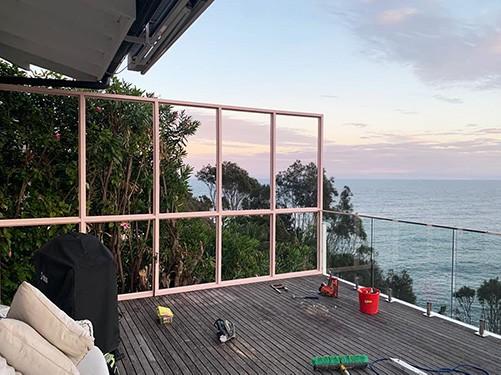 optimum window door glass replacement installation (8)